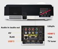 Портативный проектор Guoen XCL ! Android 3D 3500 hd lcd XBOX, PS3, Wli GE-86B
