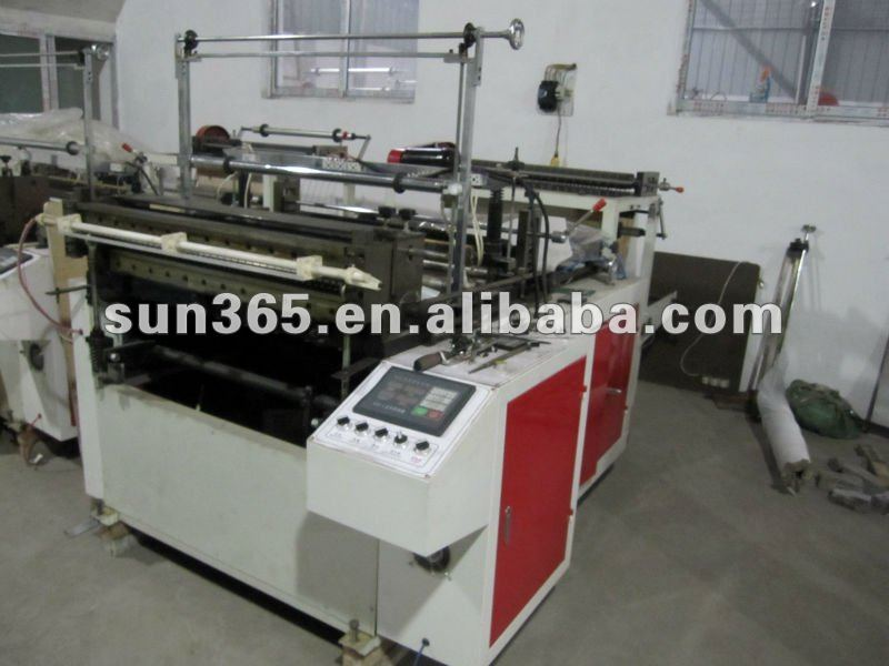 PLASTIC FILM sealing Machine