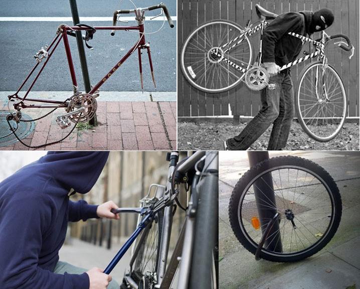 Как сделать чтобы велосипед не украли