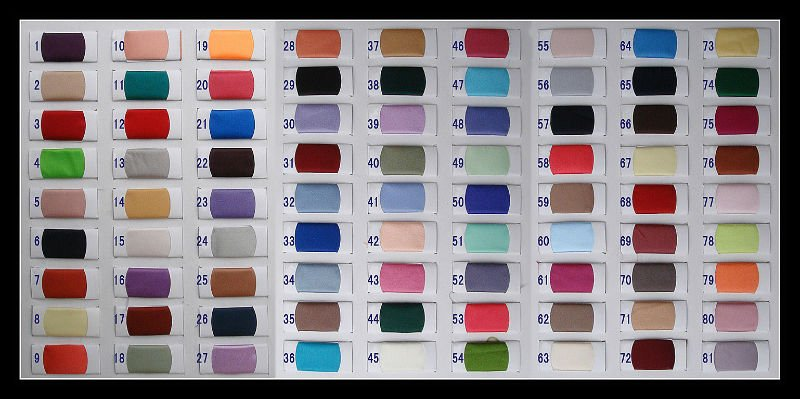Whole Color Chart