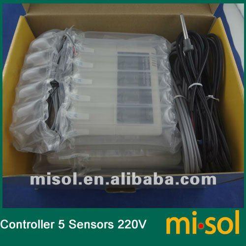 controller 5 sensors 220v 4