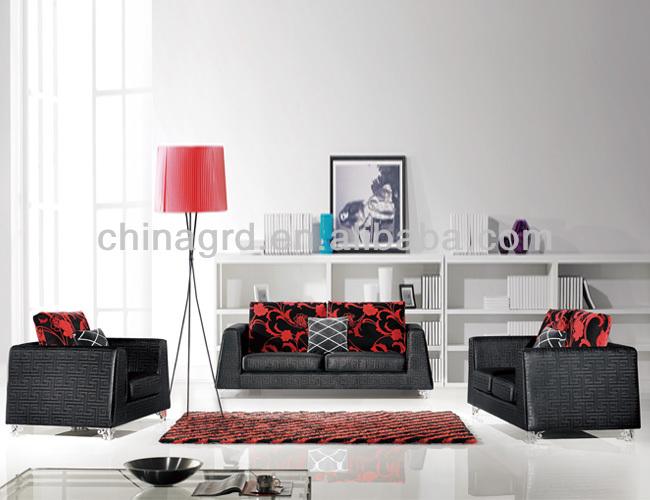 Design moderne de meubles de maison em-862 patas metalicas para canapés