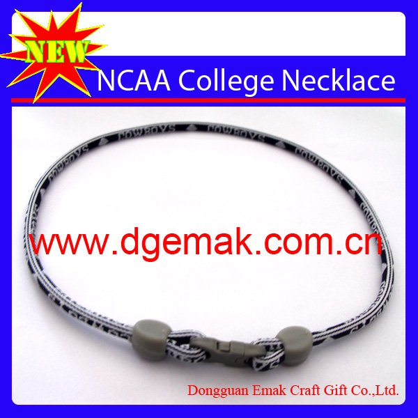 "Dallas Cowboys NFL Team Sport 21"" Titanium Single Cord Necklace"
