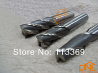 Фрезы Brand New 1PC 18mm 4 Flute HSS AL End Milling cutters End mills