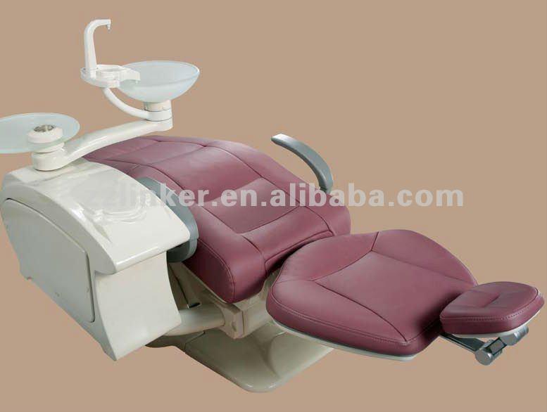 En cuir de l 39 environnement faible mont e al398hf unit for Chaise dentaire
