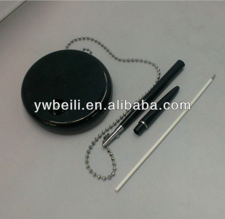 plastic pen stand with pen,ball pen refill