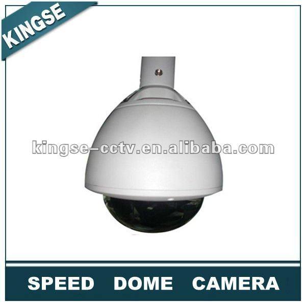 Waterproof Speed Dome PTZ 360 Degree Camera