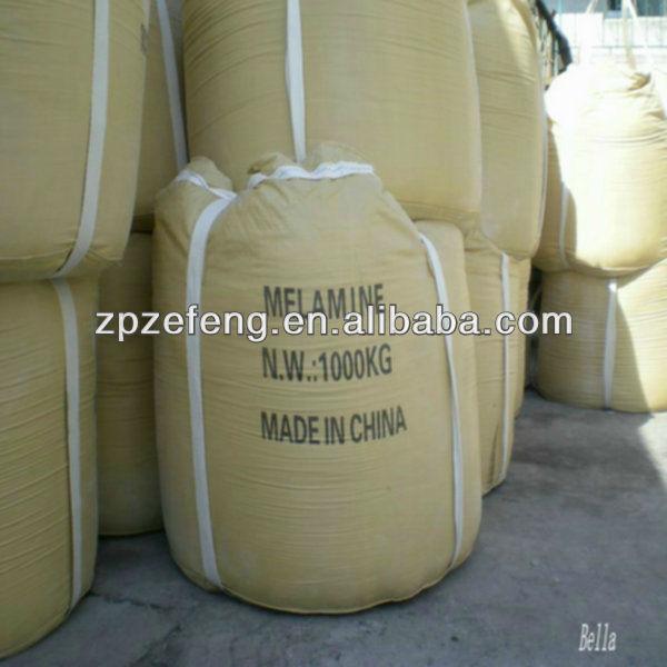 Factory supply high quality melamine 99.8%