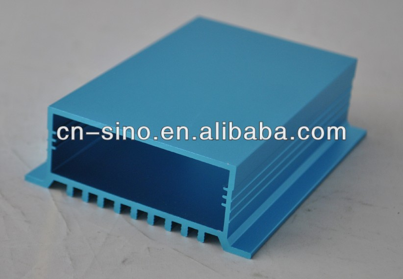electrical extrusion enclosure