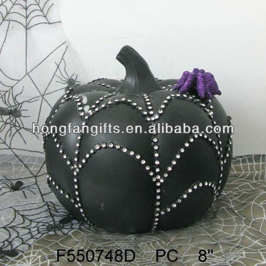 Resin Halloween pumpkin crafts