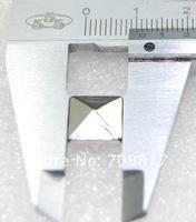 Клепки для одежды 10mm Pyramid Studs Mix 4 Colors Punk Rock Rivets Nailheads Spike For Clothing Bags Shoes/ 1000pcs GZ005-10Mix CP