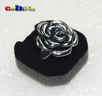 Кольцо Stainless Steel Ring 2012 New Charm Rose Jewelry Fashion Customized Size You Pick 60pcs Pack S0030-R4