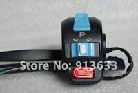 Коммутатор для мотоциклов In stock Scooter Moped Gy6 Left Brake Lever Light Switch Control