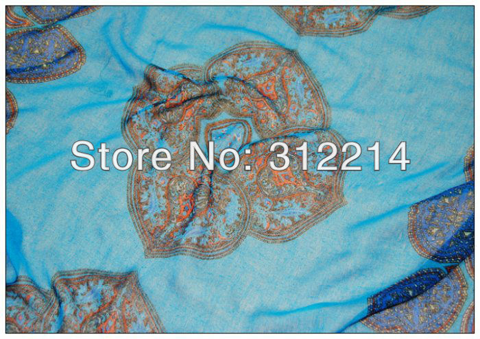 high quality large size voile cotton (9)