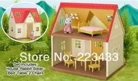 Детская игрушечная мебель M'lele Novelty items sylvanian families Entry room set 1pc