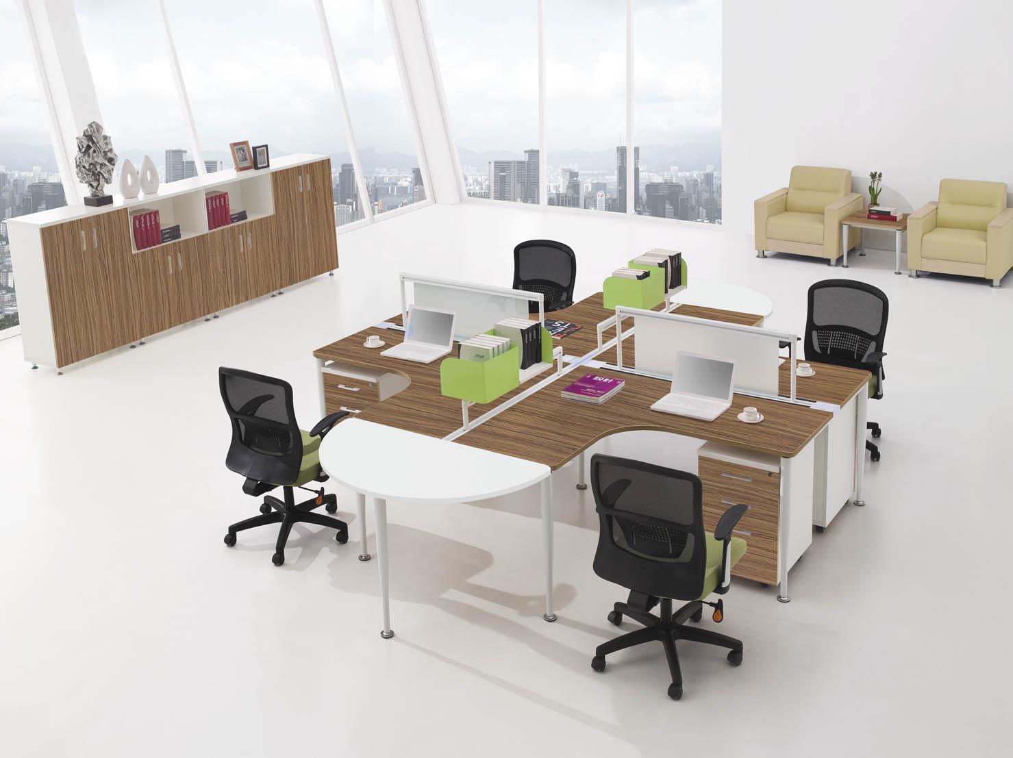 Mobiliário de escritório mesa de componentes / mdf de mobiliário de  #788C3F 1479x1107