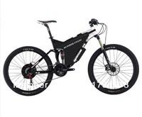 "HPC XC-4 EXTREME ELECTRIC 26"" BIKE BICYCLE - 4000W POWER SYSTEM & 21"" FRAME"