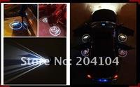 car logo light car LED ghost shadow light Hyundai solaris verna ix35 tucson sonata