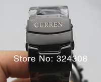 Наручные часы Fashionable Men's Curren Luxury Sport Stainless Steel Wrist Watch