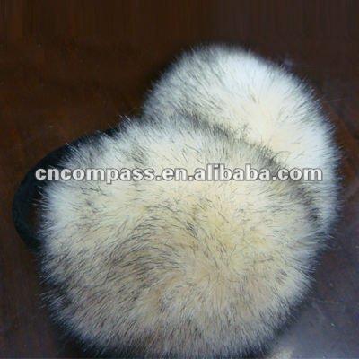 artificial fur ear muff