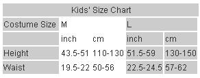 kid-size-chart