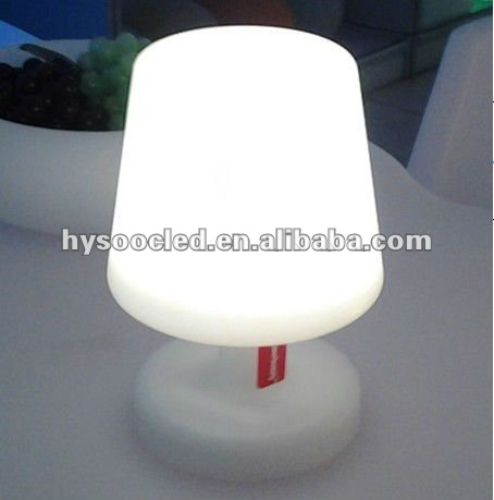 beautiful hotel resturant coffee table lamp