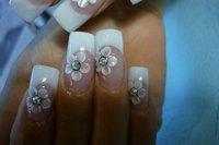 Стразы для одежды s 55colors! 1440pcs 10ss mm Hyacinth Color nail art rhinestone sticker SS10