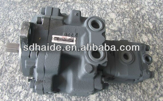 SK75 kobelco hydraulic pump for excavator,hydraulic main pump for kobelco