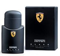 Free shipment black mysterious men perfume natural spray vapo 125ml  LL X