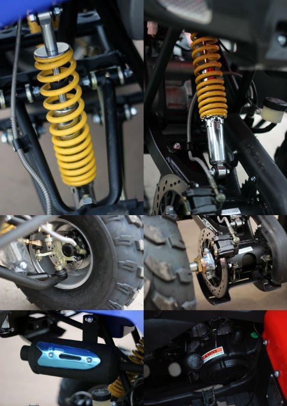 150cc quad ATV off road vehicle gas motor
