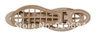 Новый стиль проветривать обуви стойку шельфа дерево носилках аккуратный d8195