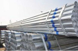 ASTM A53 grb galvanized steel pipes for greenhouse