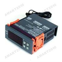 Прибор для измерения температуры Ship Digital Temperature Controller Thermostat LCD Display WH7016G -9.9 ~ 99.9 deg C
