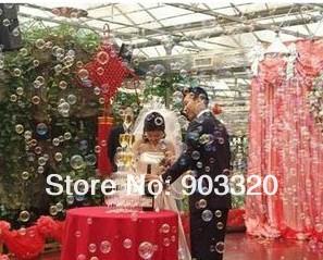 Купить ГОРЯЧИЕ Мощный Красочные 300 Вт Мыльных пузырей Для Партии, КТВ, Этап Производительность. Специальные Эффекты