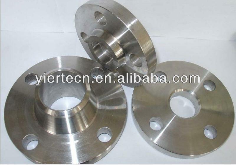 Stainless Steel ANSI B16.5 150LB & 300LB Weld Neck Flange & Pipe Flange