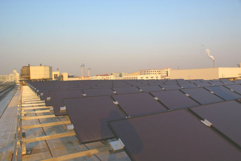 the lowest price a-Si thin film solar panel