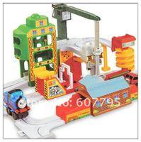 Free shipping 2012 Supernova Sales Promotion! Thomas Train Car Thomas Electric rail train set / kids toy gift/Christmas gifts