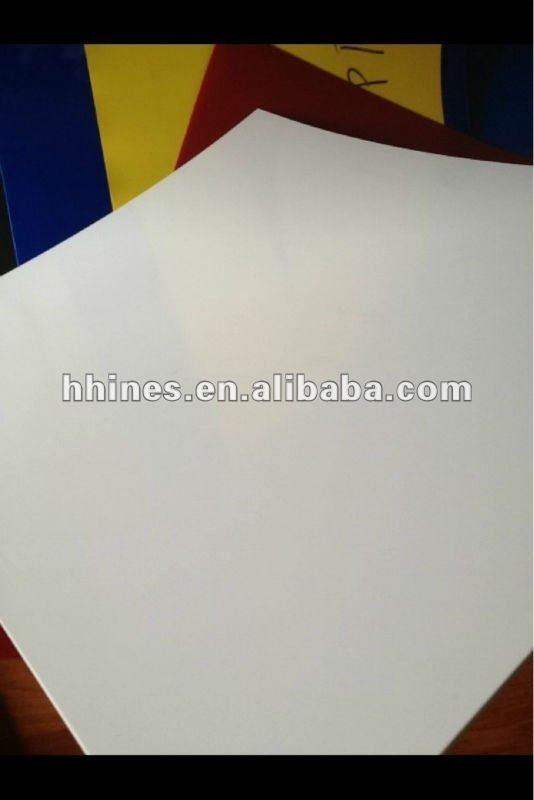 pvc sheet for photo album