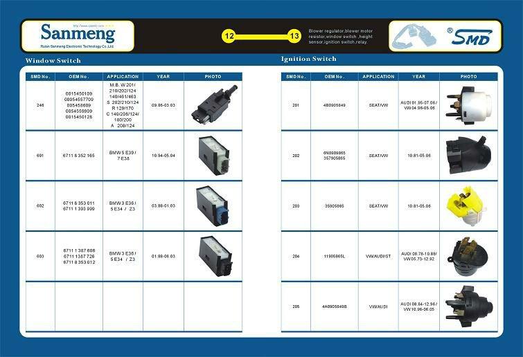 2108218351 9094302385 Mercedes benz Resistor