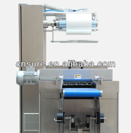 Full-Automatic Fast Food/Frozen Food/Dry Food Packaging Machine