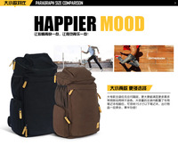 Сумка для путешествий SO-WHAT New! Drift wood canvas double shoulder pack backpacks leisure travel bag capacity of men and women