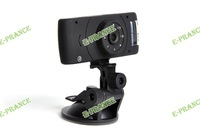 "Автомобильный видеорегистратор 2.7"" screen HD Dual lens car dvr recorder support CMOS WXGA HD sensor+HDMI+SOS emergency button + night vision"
