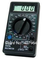 Инструменты для анализа и измерения AC/DC Ammeter Professional Digital Multimeter DT830B China Post