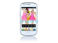 "Мобильный телефон 4"" Android 4.1.1 Capacitive MTK6577 Dual Core 3G GPS WIFI Dual-Network AT&T S9920 I8190"