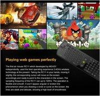 Компьютерная клавиатура Usmile RC11 2,4 google android /google TV Box PCPL003