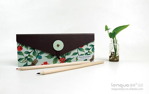 Languo new designed wholesale school pencil case for promotion
