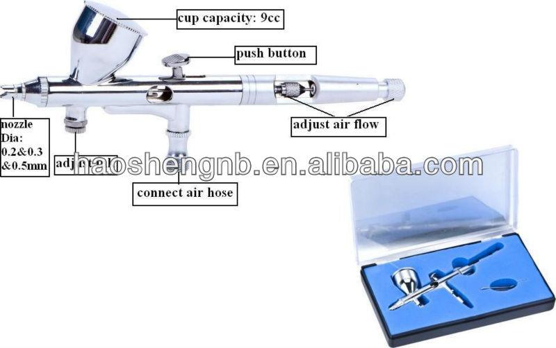HSENG HS-80 airbrush