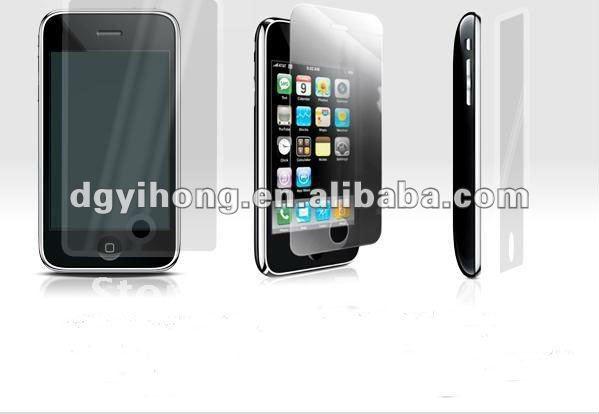 Matte/Anti Glare Iphone 5S Screen Protector Shield