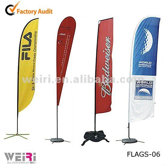 Cheap Custom Beach Flag Pole View Beach Flag Pole