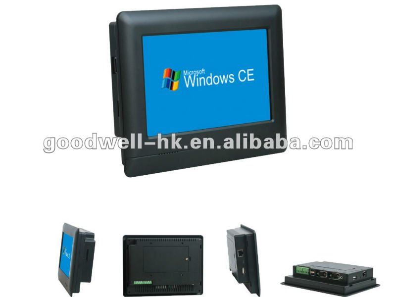 7 Inch Mini pc without fan ,Touchscreen with Embedded WIN ce OS